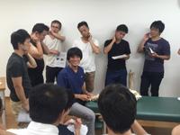 頚椎の触診
